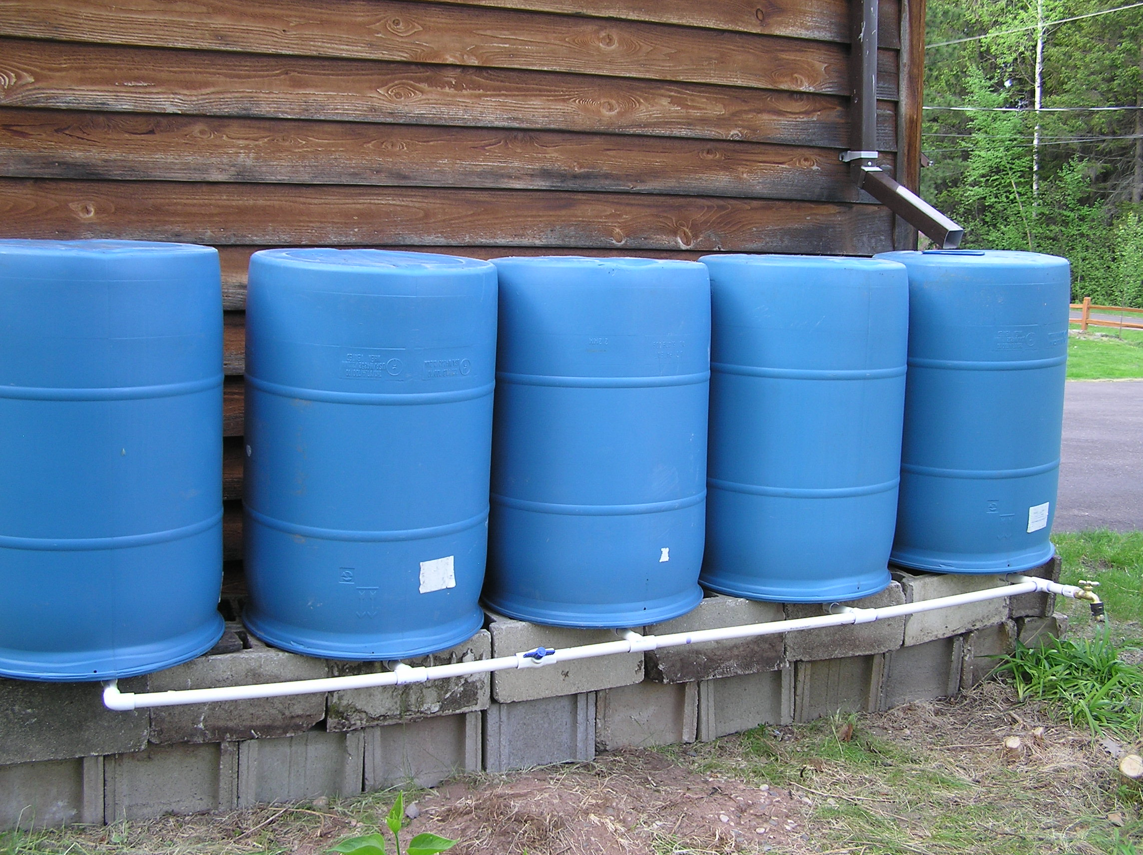 9news Com Rain Barrels Become Legal In Colorado At Midnight