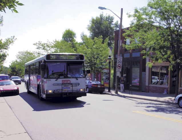 Rtd Says A Strong Economy Is The Reason For Its Bus Driver