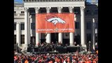 PHOTOS: Fans celebrate at Broncos rally downtown