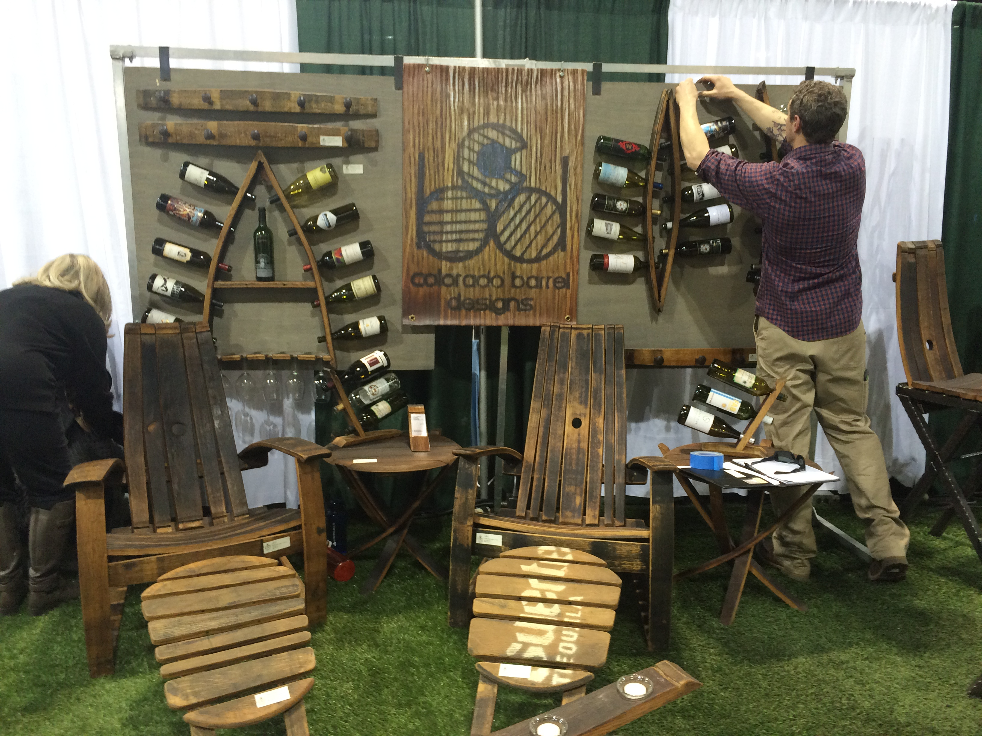 Opening Day At The Colorado Garden And Home Show
