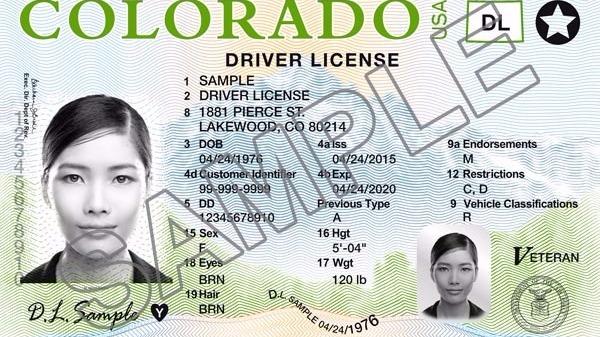 9news Com New Design Coming For Colorado Driver S Licenses