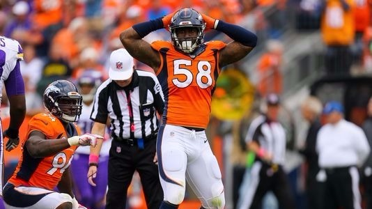 Broncos' Von Miller: To compete on Dancing With The Stars