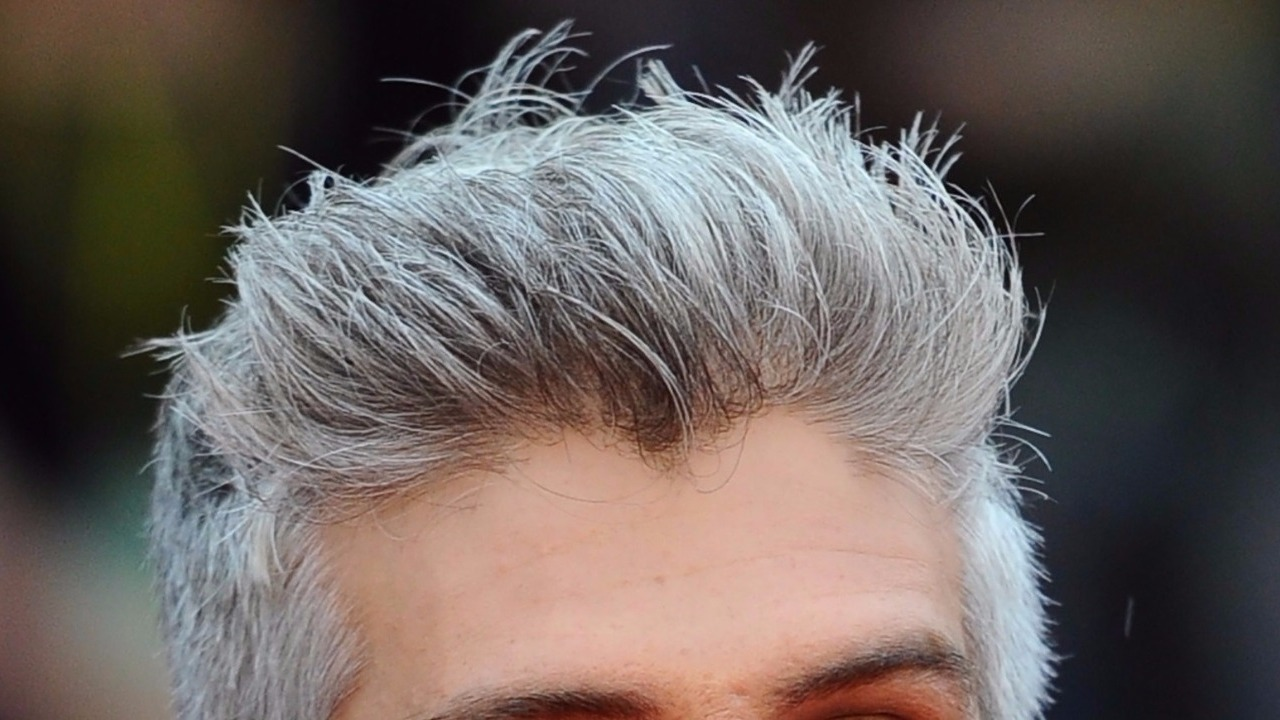 how to stop grey hair from stress
