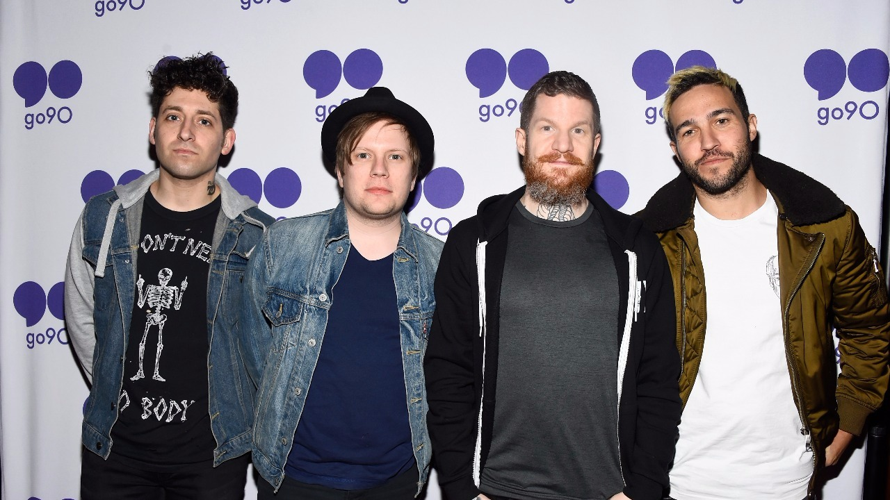 Fall Out Boy Tour Cleveland
