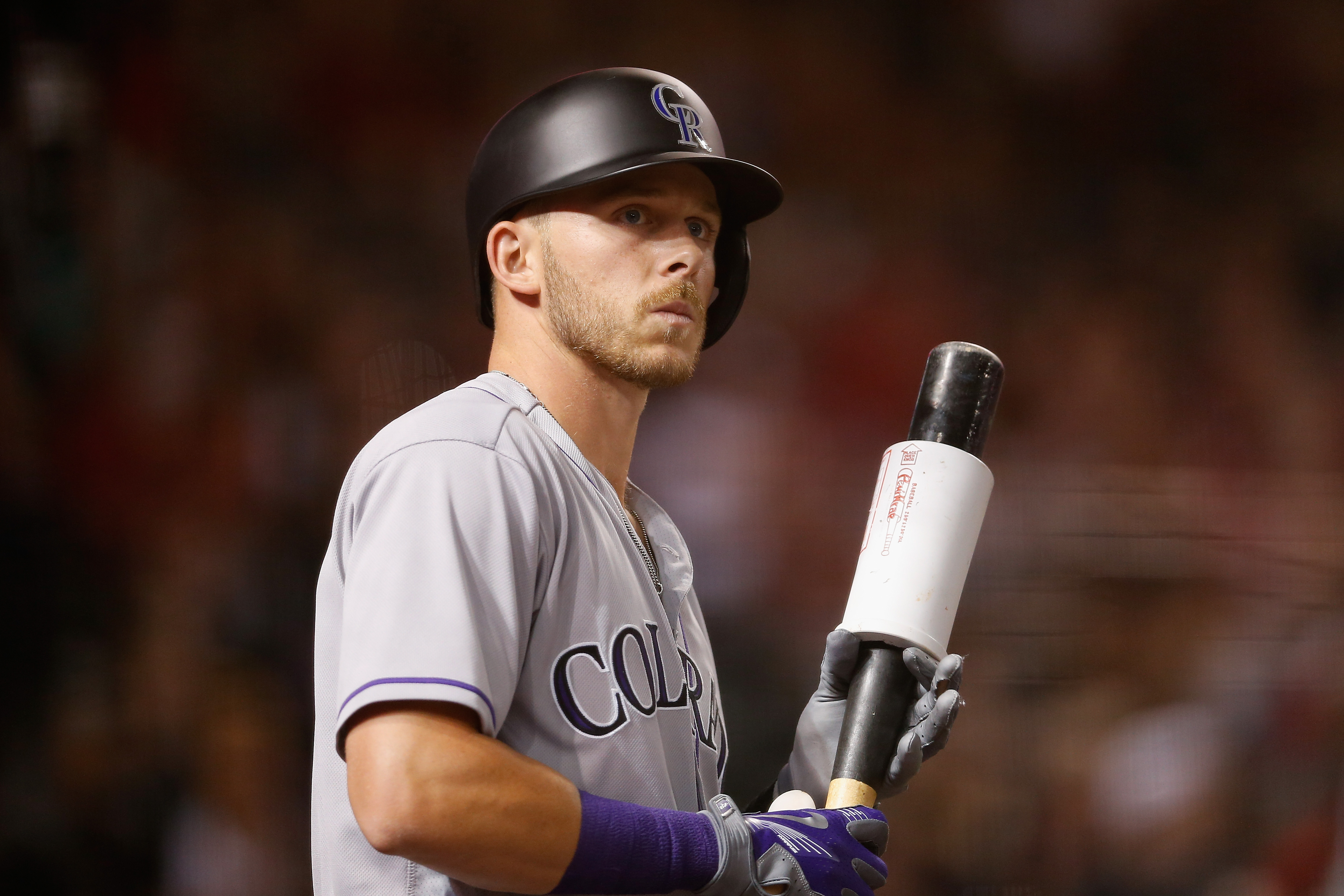 trevor story makes it to the of fame after just three