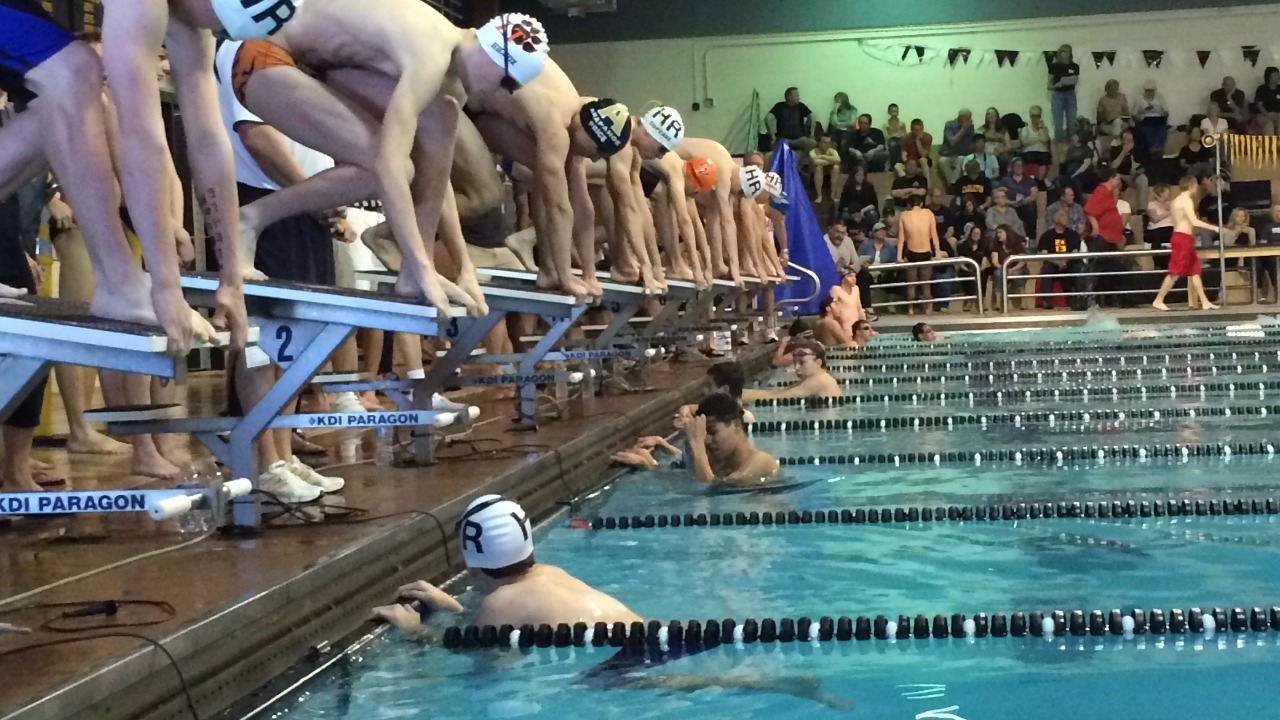 Highlands Ranch Dominates Warrior Swim Invite