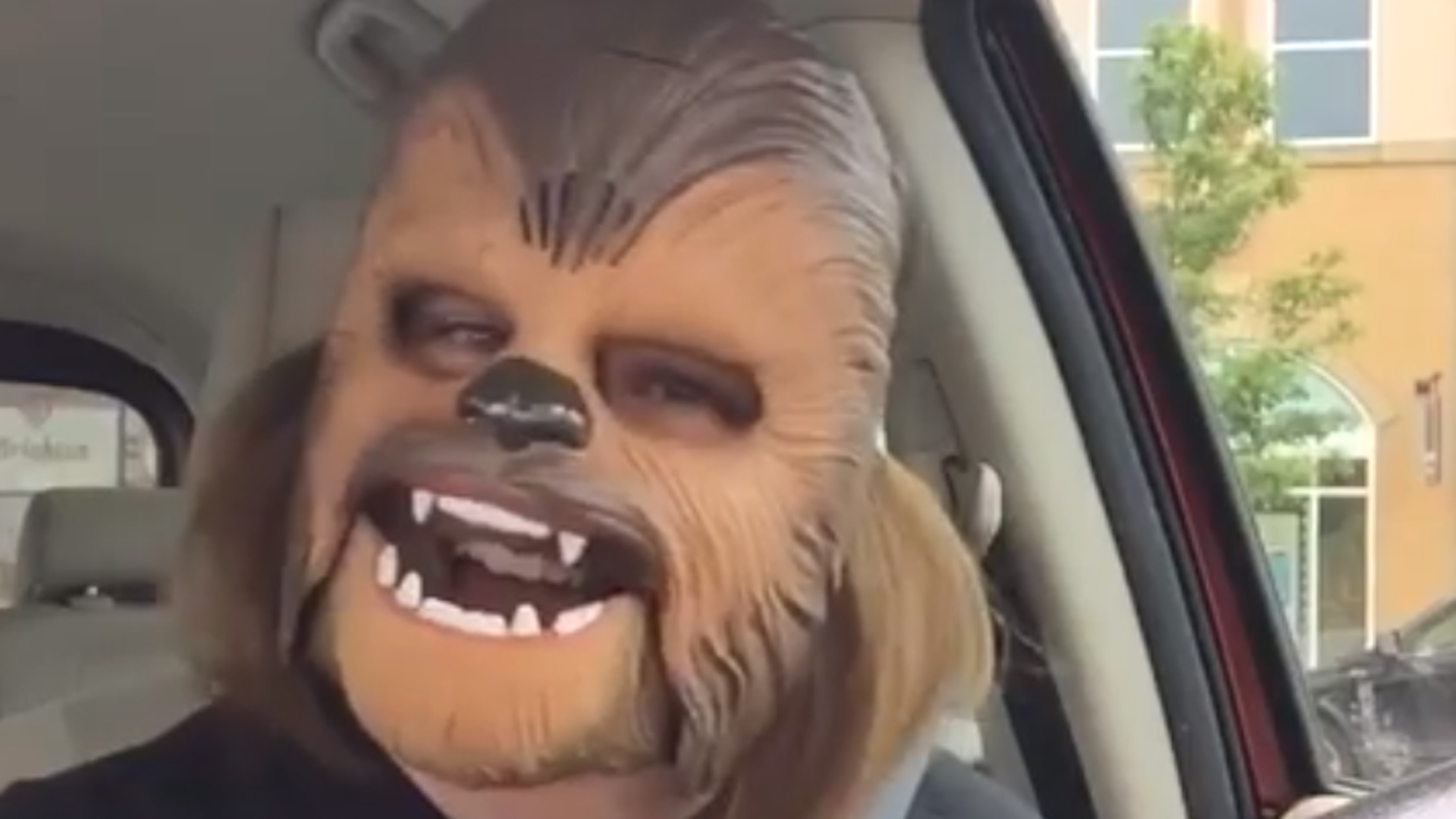 How a Chewbacca mask helped break the internet