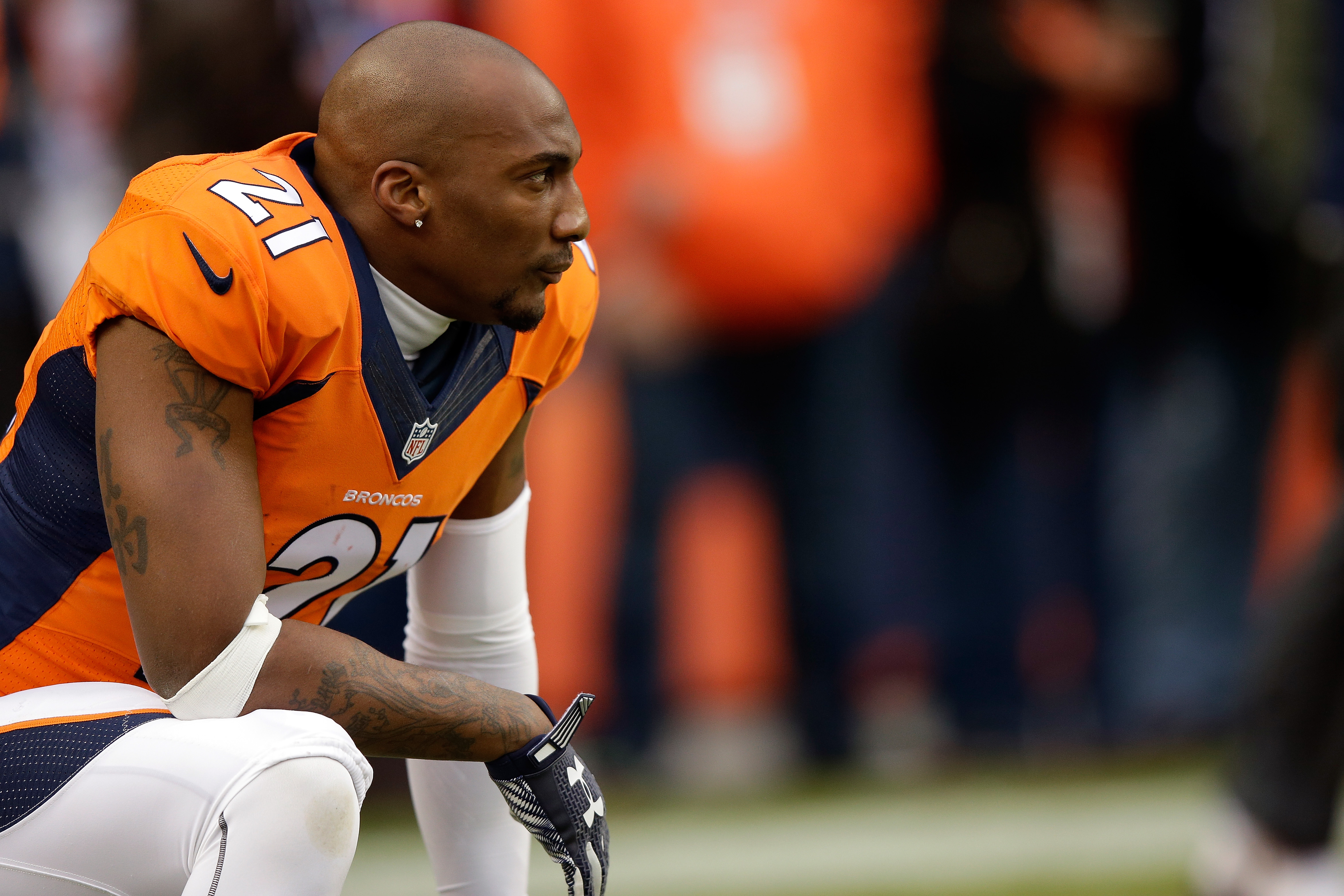 Broncos Aqib Talib to miss White House trip after suffering a
