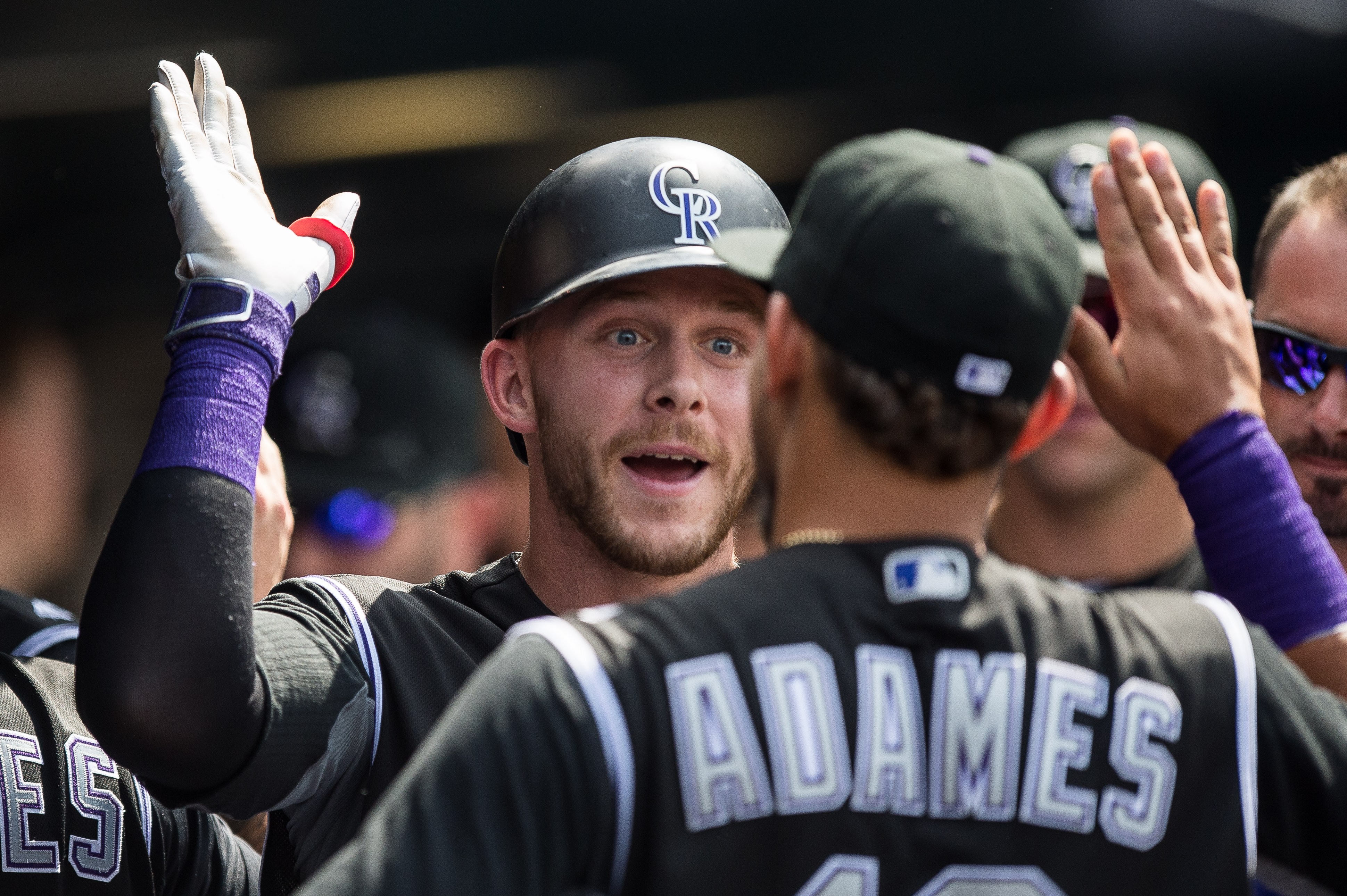 rockies shortstop trevor story likely out for season