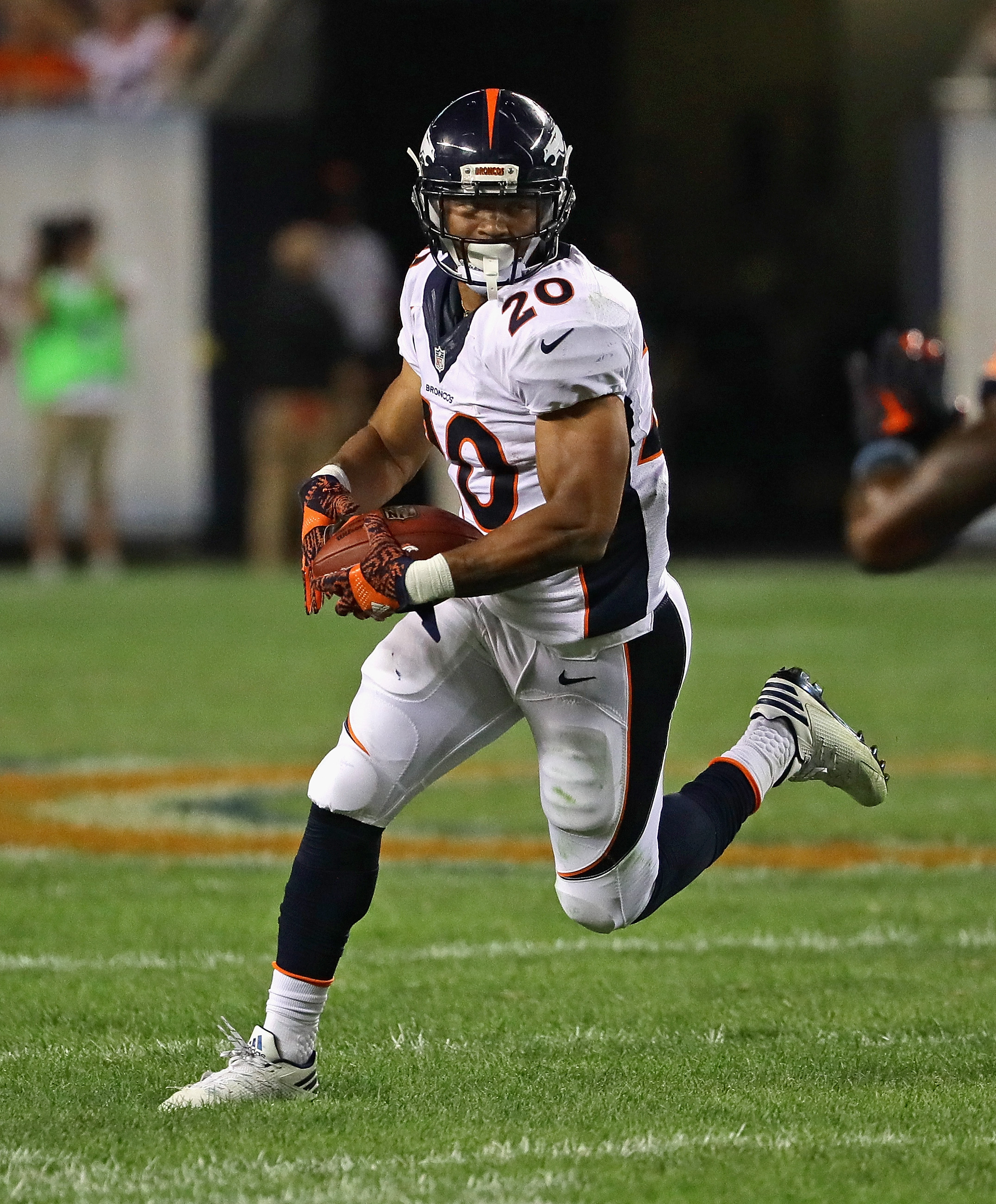 Devontae Booker Makes Move Towards Backup Back