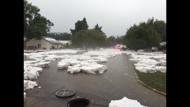 colorado 9news springs hail weather flooding