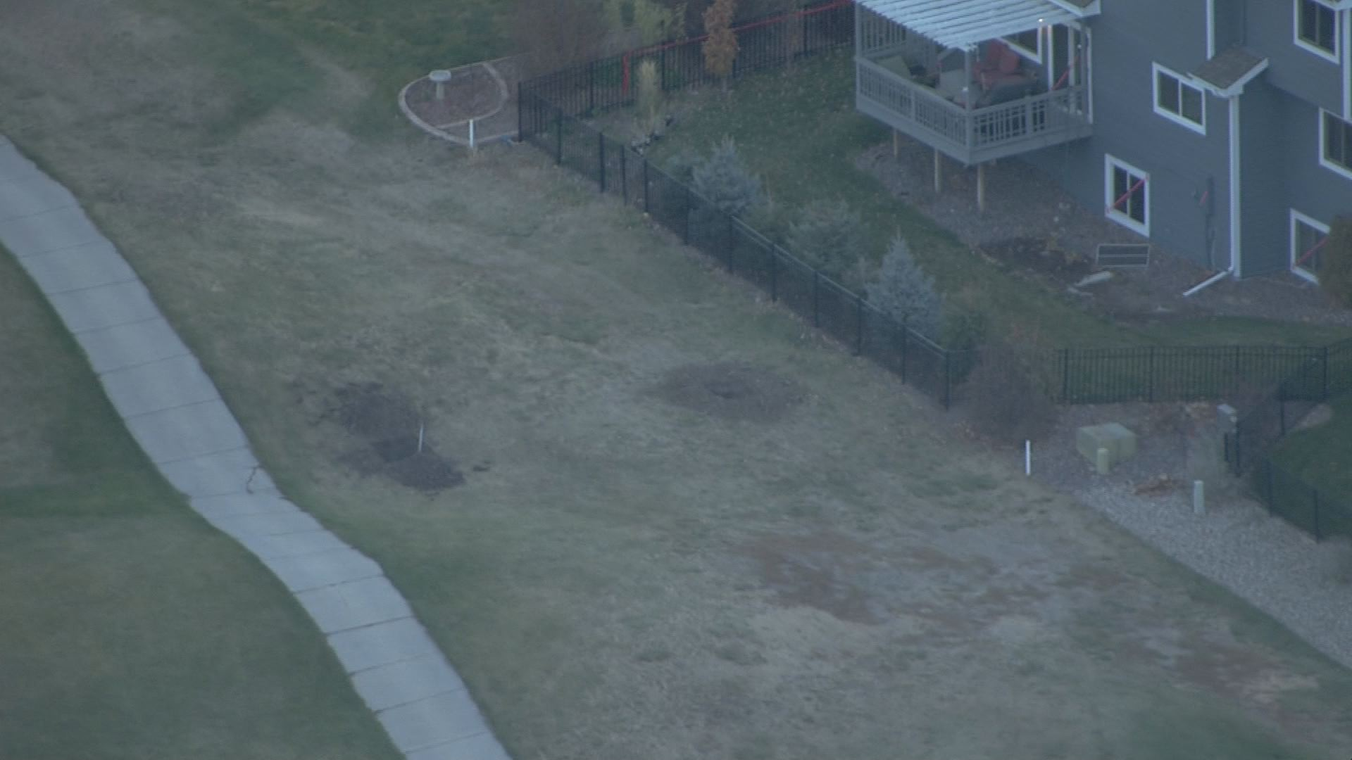 Chemicals Being Removed From Castle Rock Home