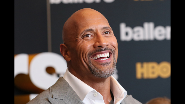 PHOTOS: Let's treasure Dwayne 'The Rock' Johnson