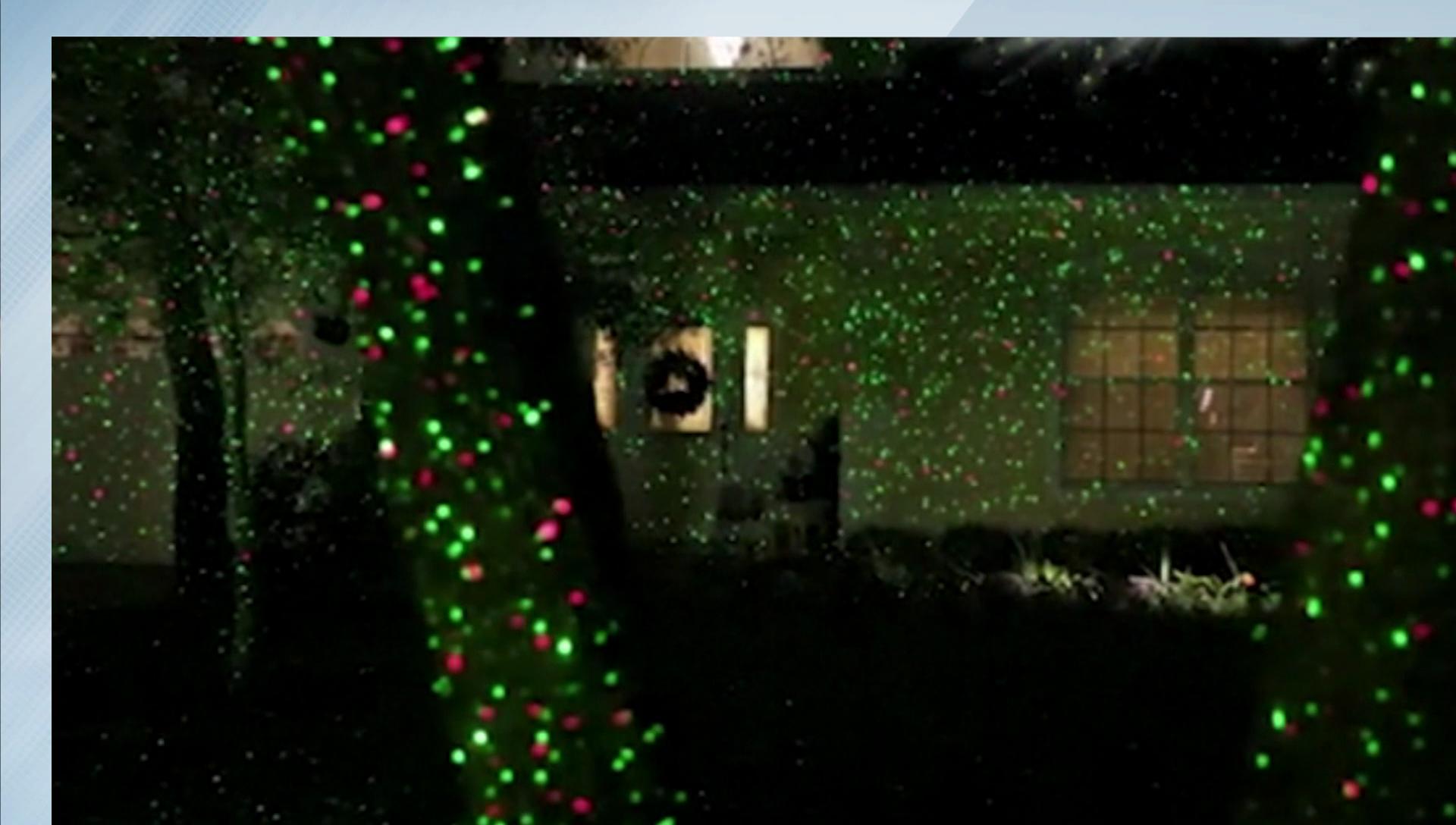 Next Question Are laser Christmas lights dangerous to pilots