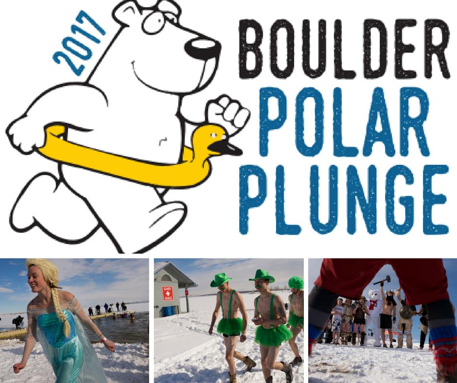 Denver News Closures: American Cancer Society's Boulder Polar Plunge