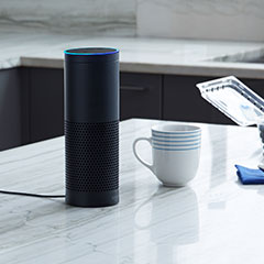 Next viewer's Amazon Echo tries to order another Alexa during a story about Alexa