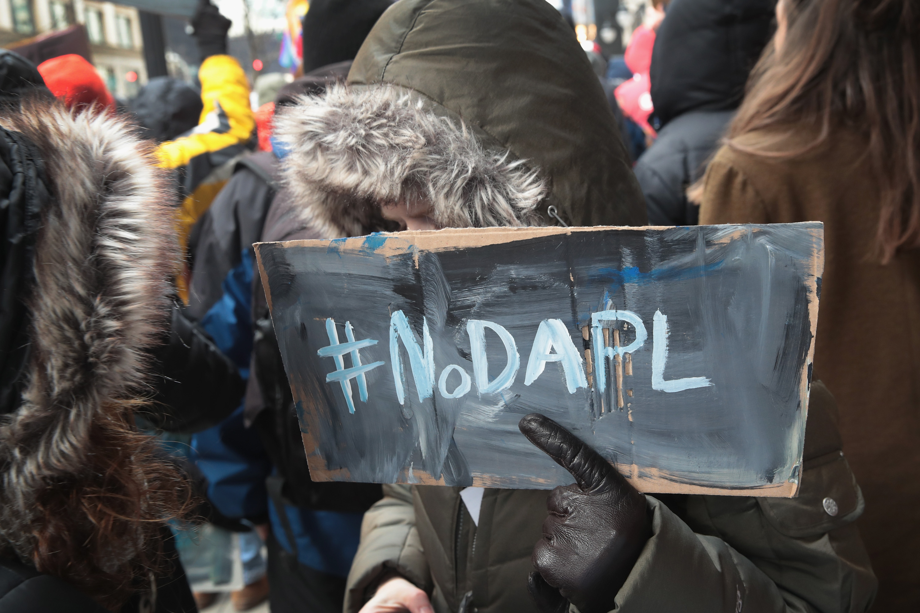an argument against the construction of the oil pipeline from north dakota to illinois due to enviro President's national energy policy: oil and gas r&d (part 1) hearing and the university of north dakota.
