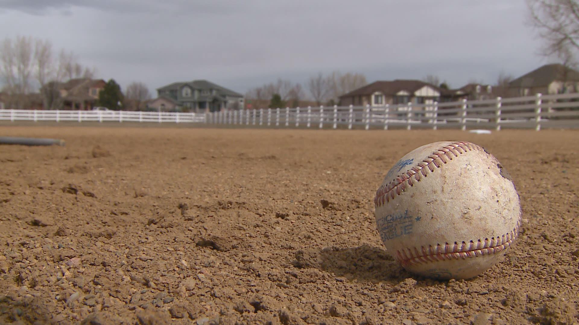 judge rules against public use of arvada man u0027s backyard baseball