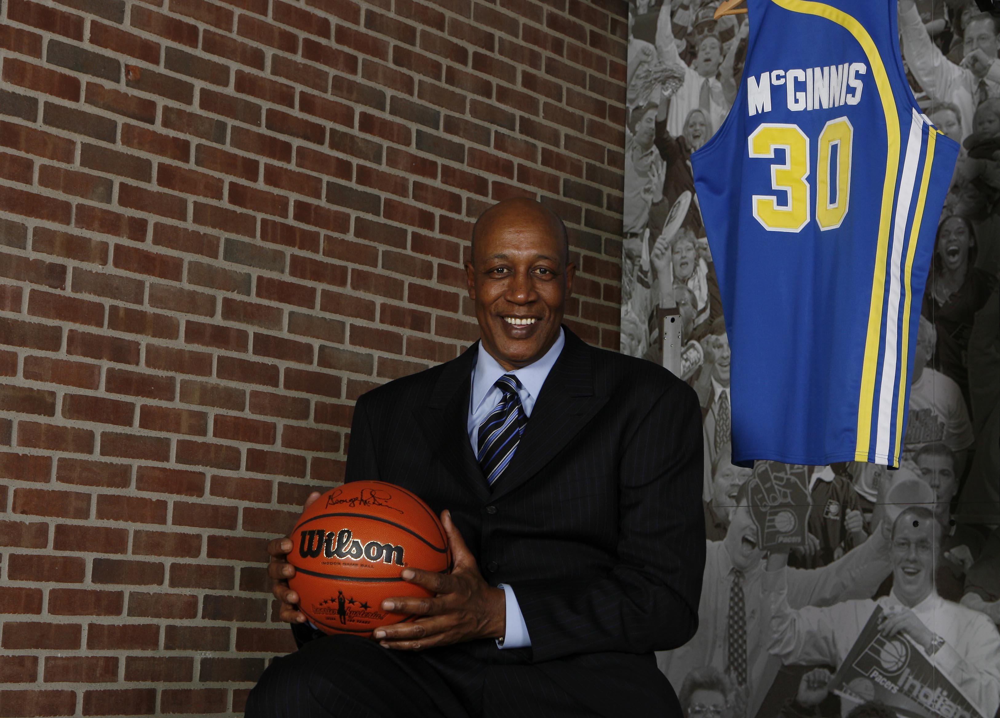 Former Nug George McGinnis elected to the Basketball Hall of
