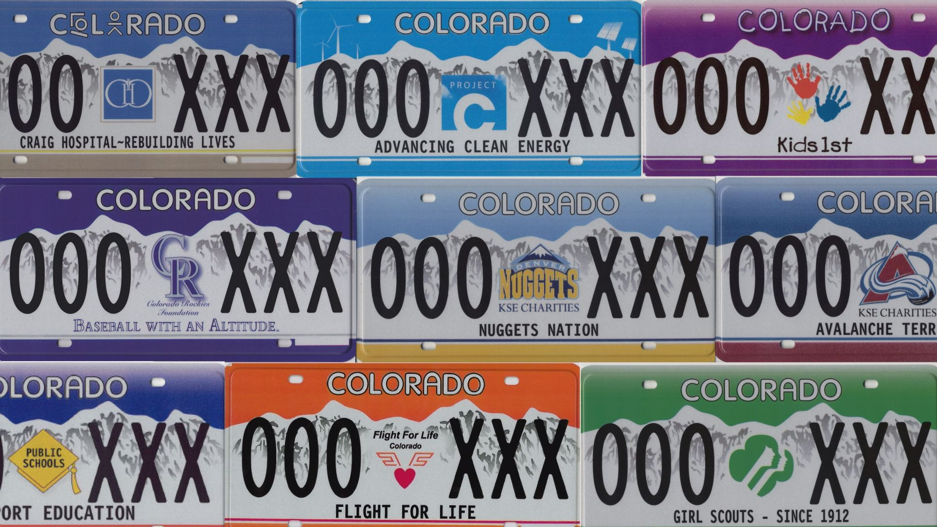 how to get ny license plates