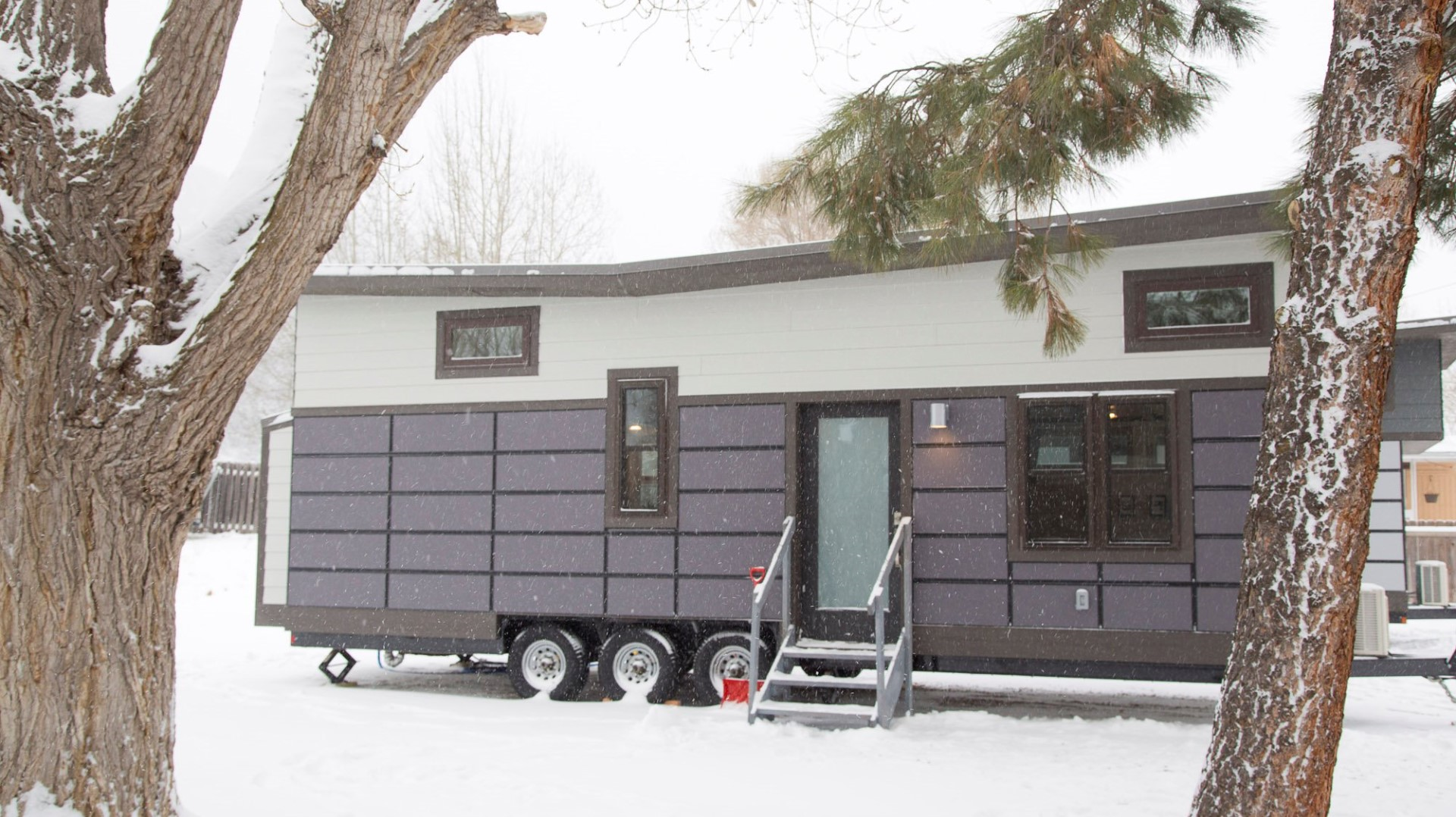 Tiny Home Designs: Aspen Skiing Company Building Additional Tiny Homes For