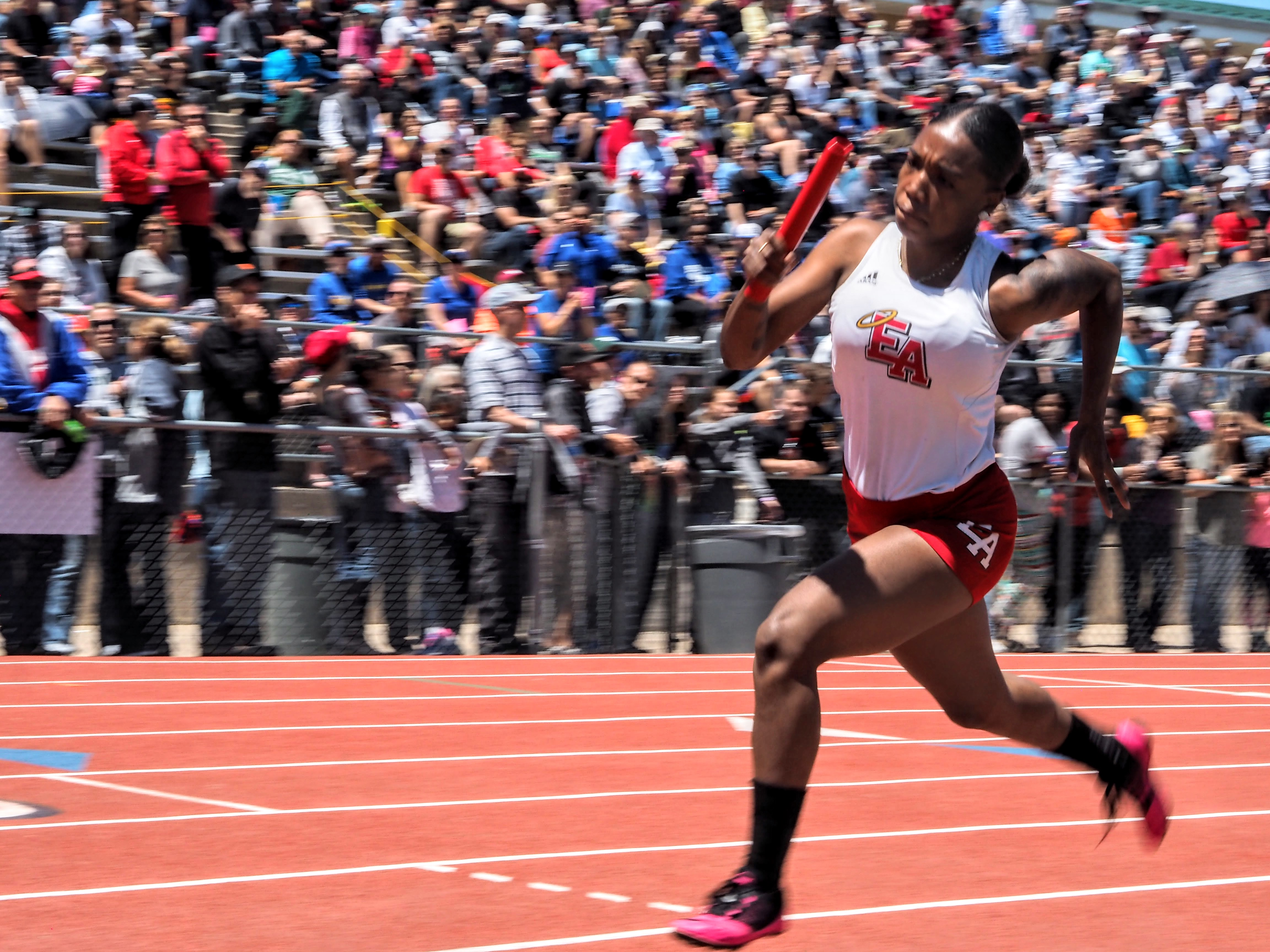 glenville state college high school track meet
