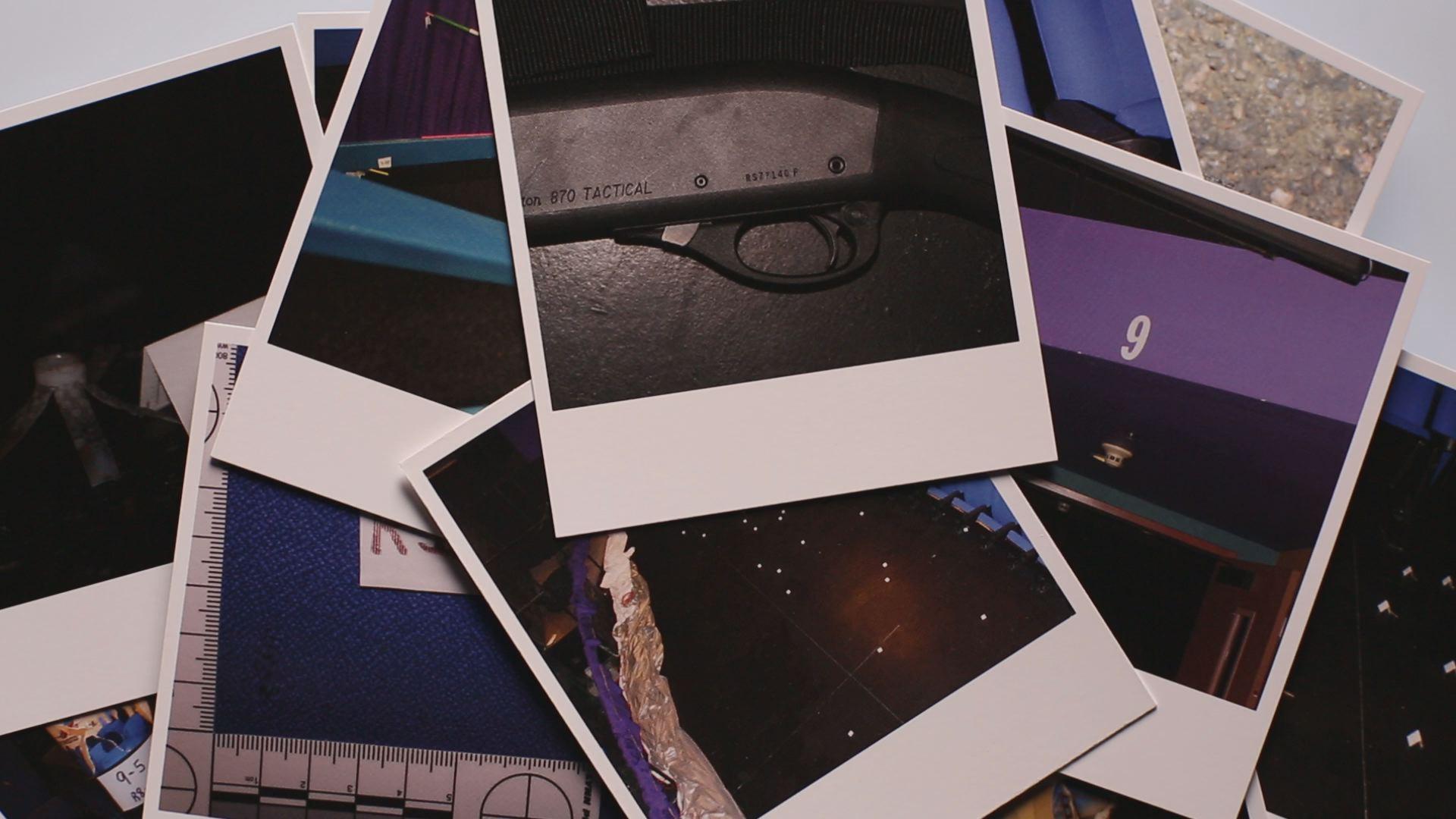 Erasmo Doc Riojas Photo Album of his USN