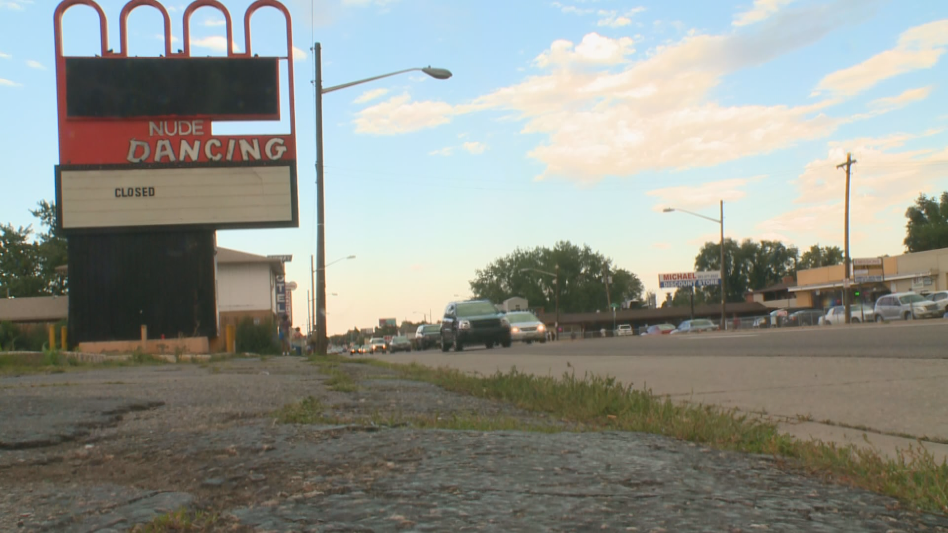 Why The City Of Denver Is Hoping To Buy A Closed Strip
