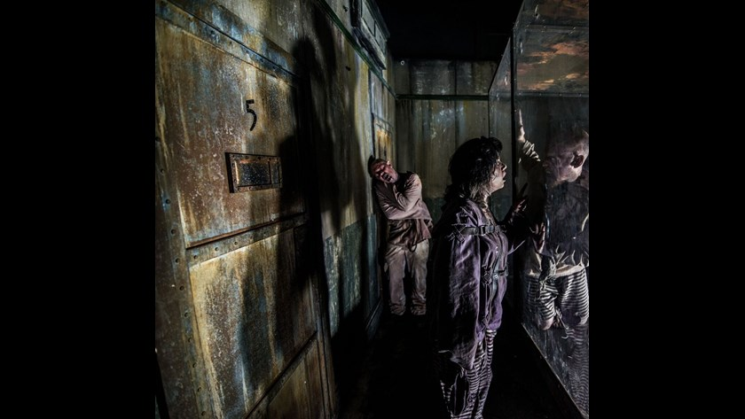 Scary haunted houses around colorado for 13th floor haunted house colorado