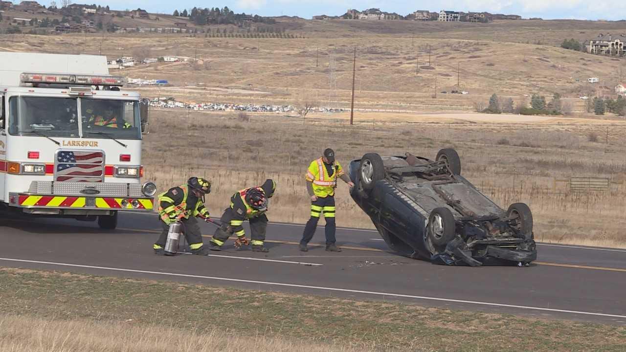 Douglas County Colorado Car Accidents