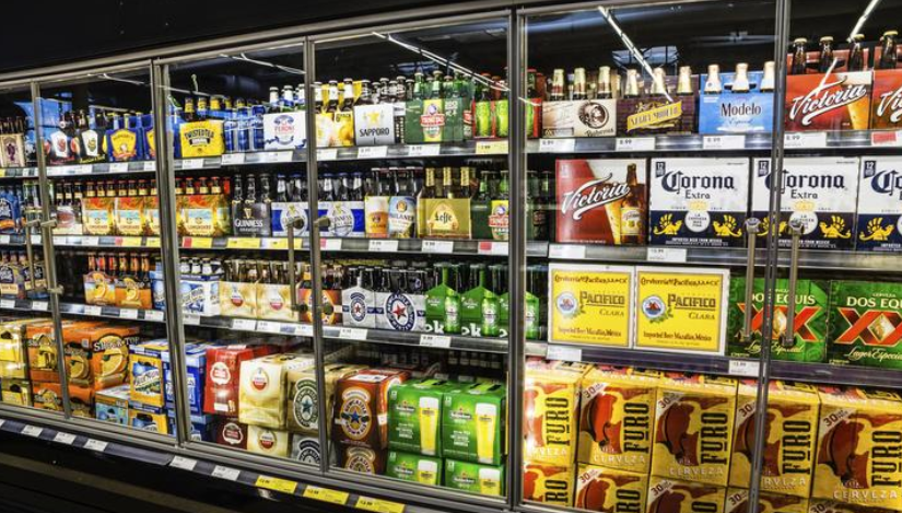 Grocers start buying out liquor-store