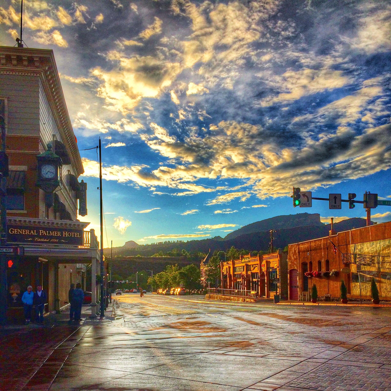 Denver News Road Conditions: PHOTOS: Durango, Colorado