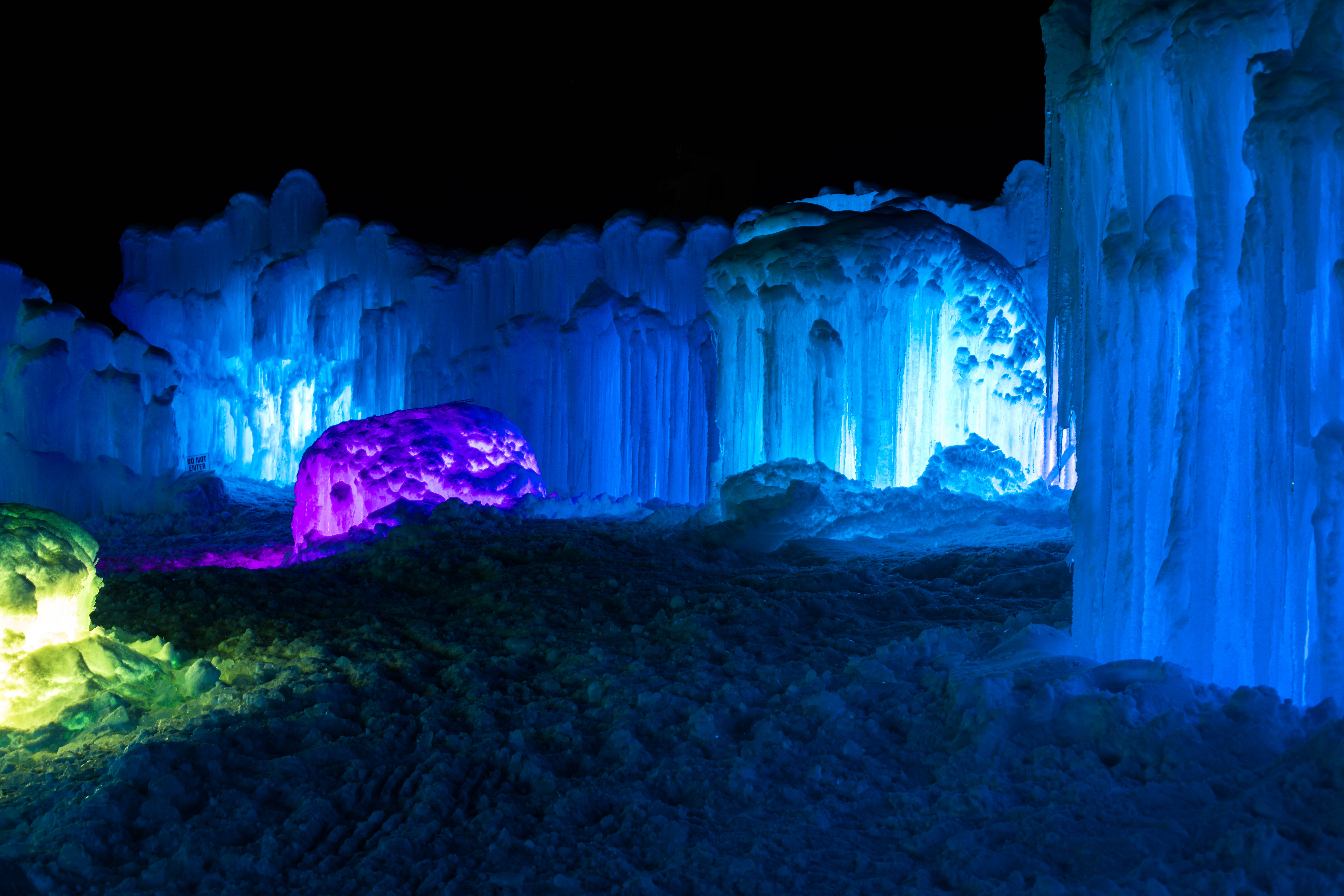 9news.com | Ice Castle does wonders for the Dillon economy
