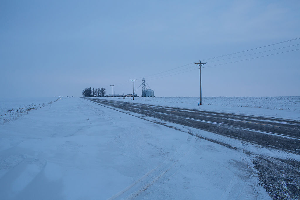 Winter Storm Expected To Hit Nebraska Parts Of Iowa Kansas