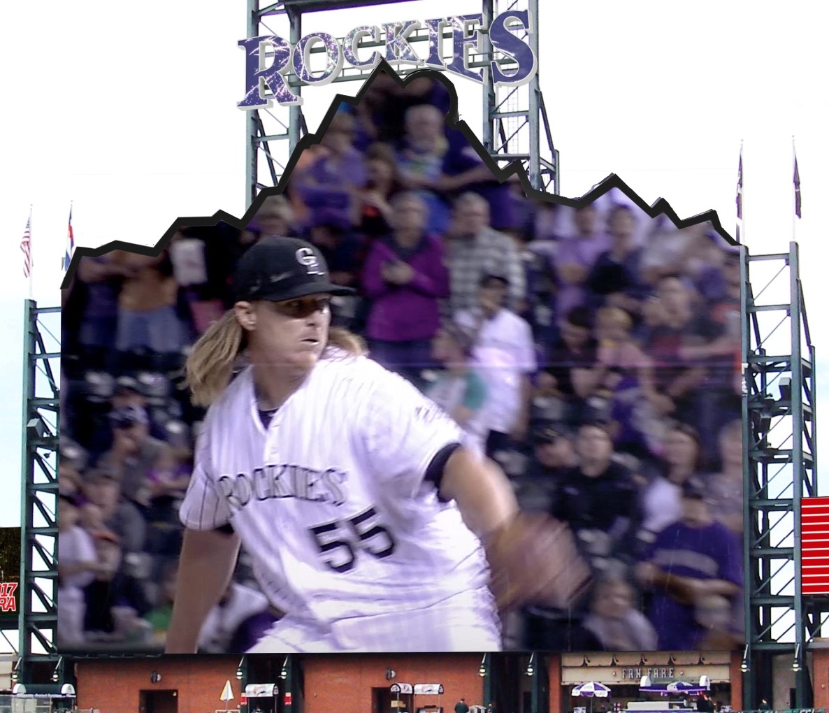 Colorado Rockies show off renderings of new, larger scoreboard