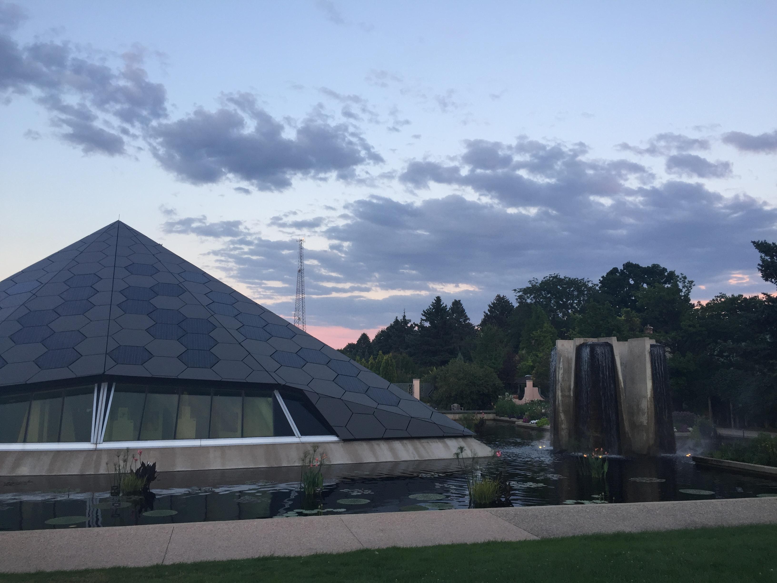 Denver Botanic Gardens Concerts 2017